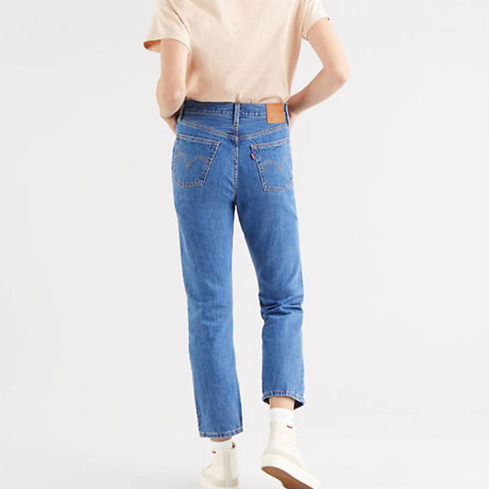 LEVI'S 501 CROPPED - JEANS