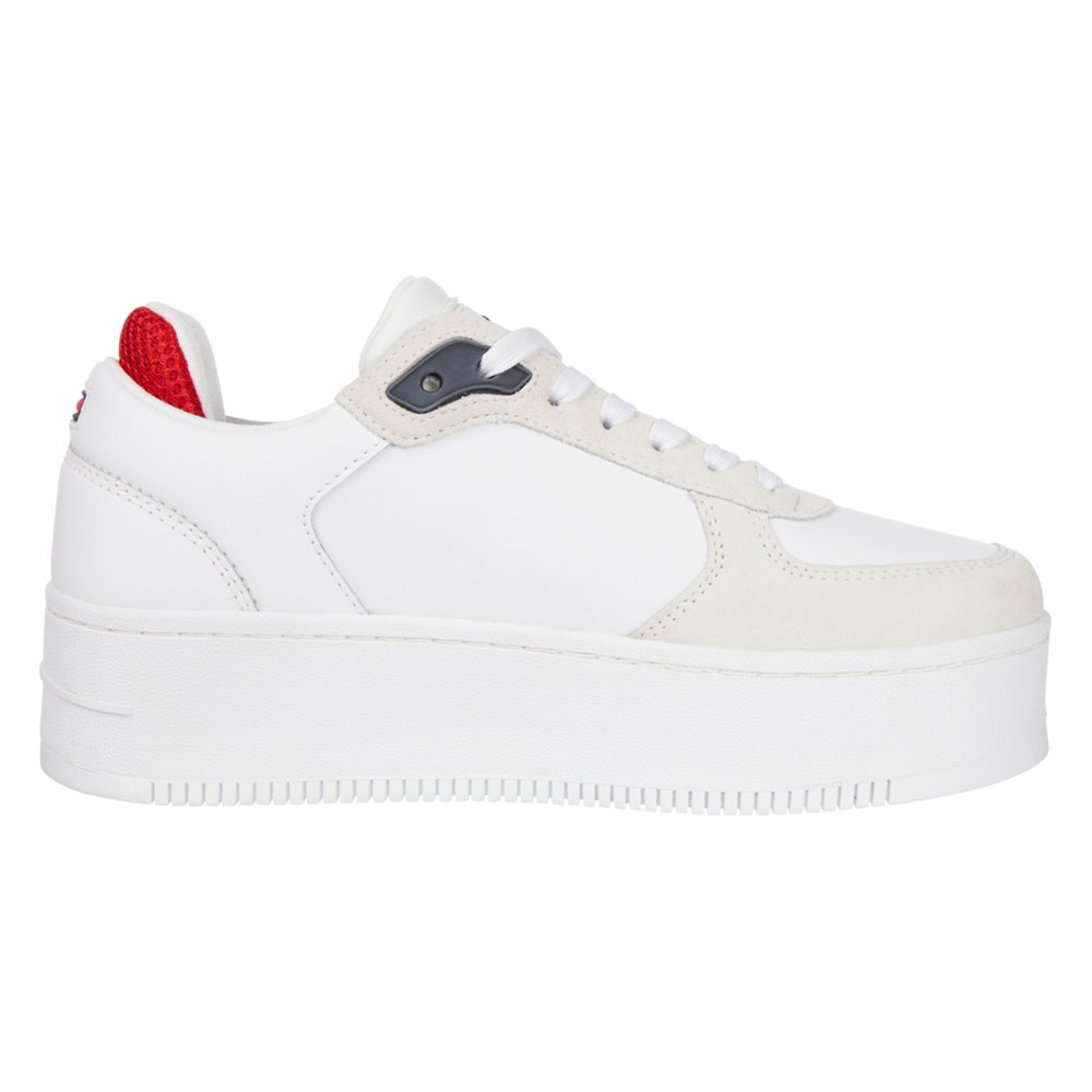 TOMMY H. ICONIC FLAT - BIANCO
