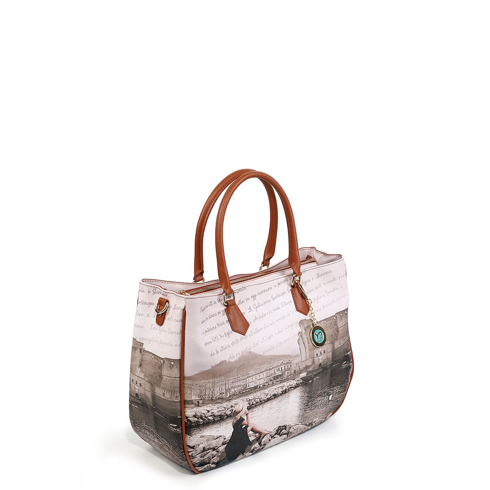 Y-NOT? NEW TOTE BAG - FANTASIA
