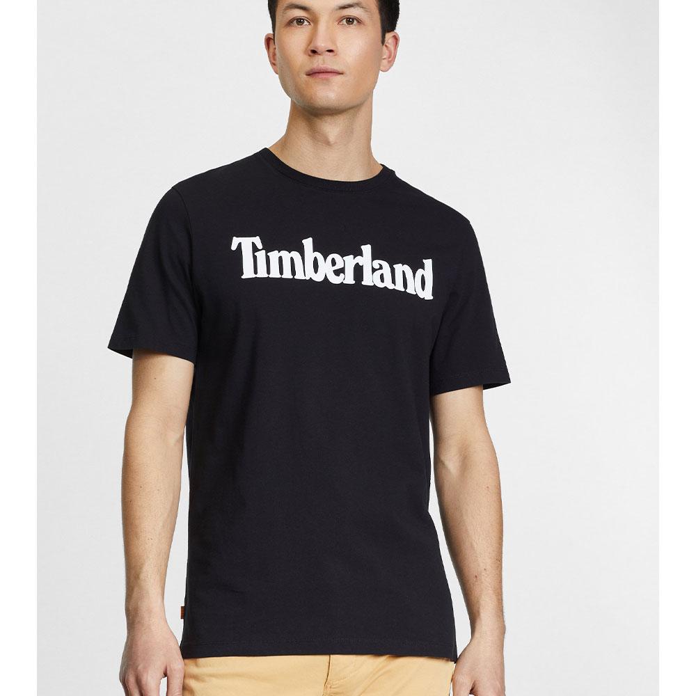 TIMBERLAND T-SHIRT - NERO