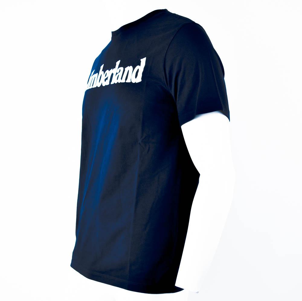 TIMBERLAND T-SHIRT M - BLU