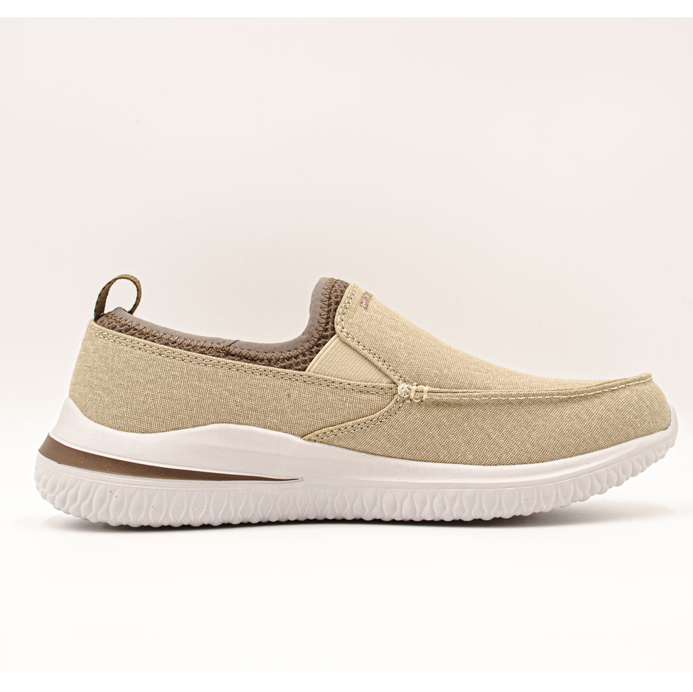 SKECHERS DELSON - TAUPE